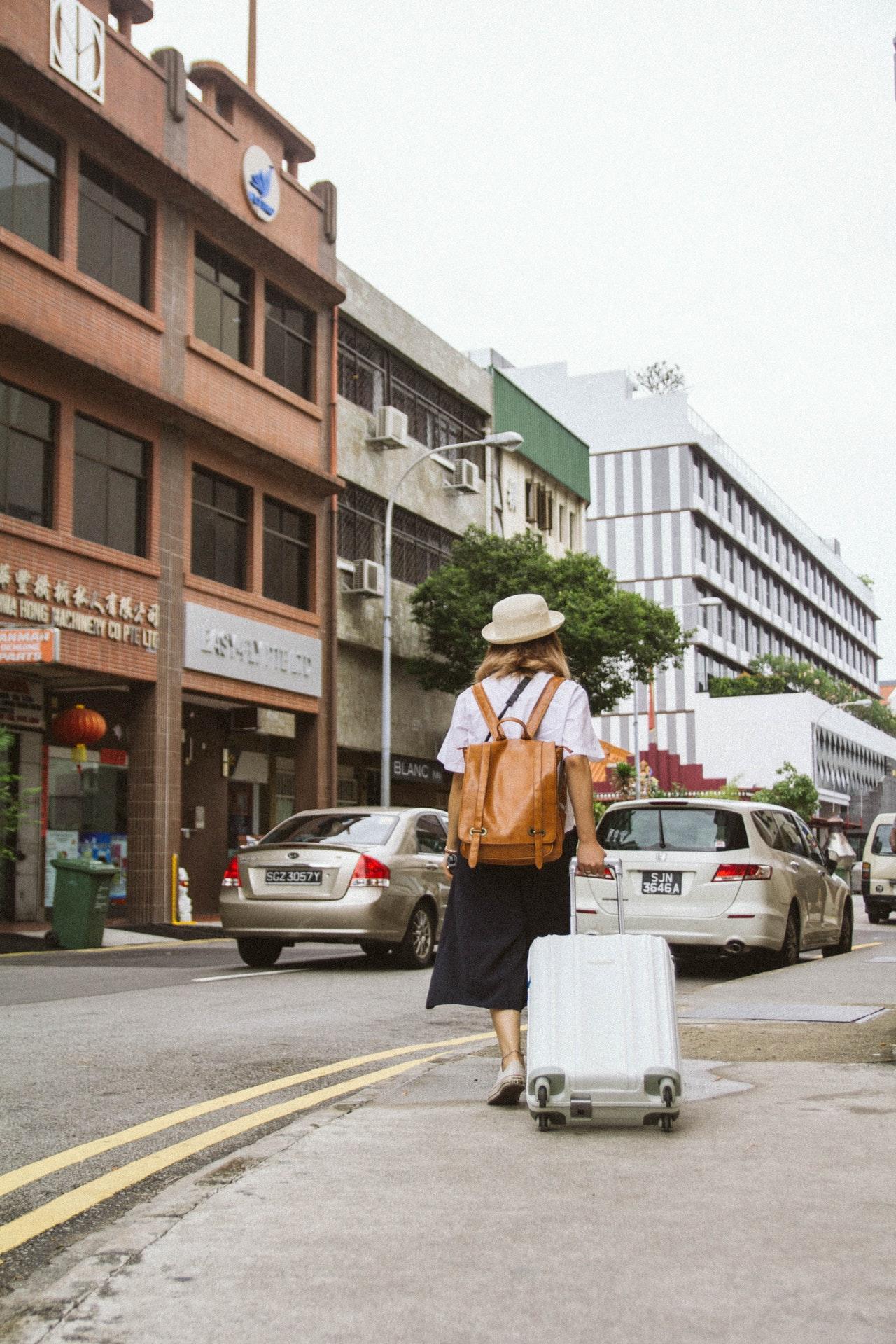 Walizki Snowall – walizki dla indywidualistów