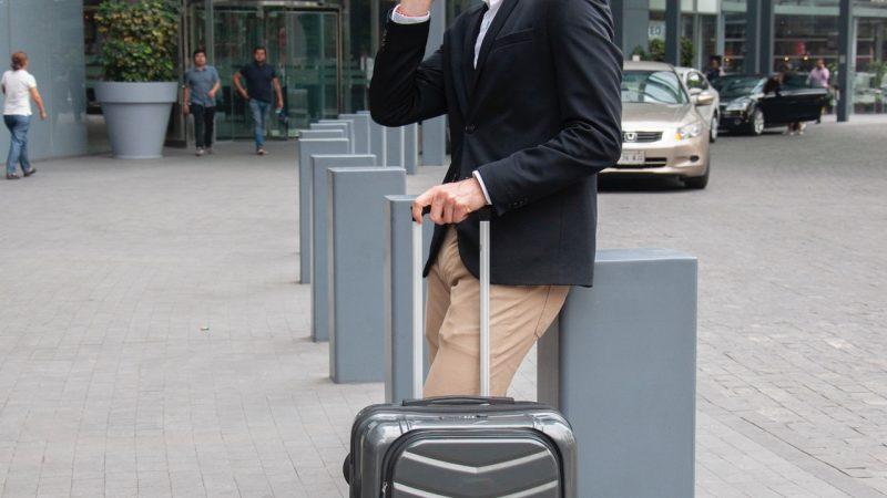 Delegację – najlepsze walizki na służbowe wyjazdy