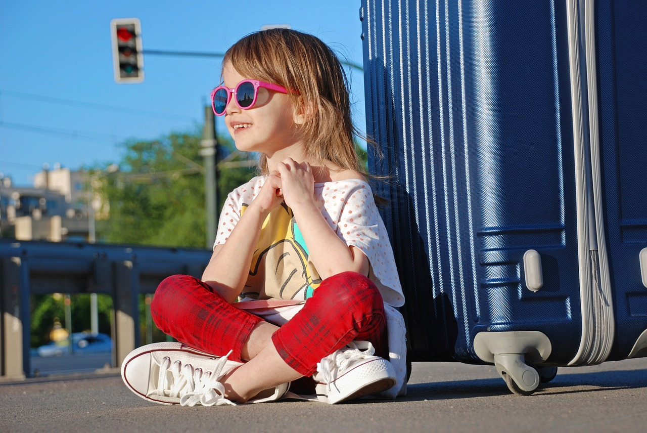 Najlepsze walizki na dla dzieci – na co zwracać uwagę?